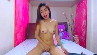 SexyAsianAliyah – Asian Girl Knows How To Make You Hard